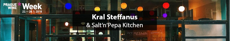 Král Steffanus & Salt'n'Pepa kitchen